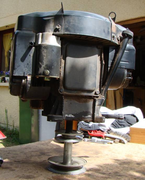avencement de la r novation du tracteur tondeuse les news ciclotron forever. Black Bedroom Furniture Sets. Home Design Ideas